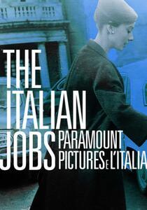 The Italian Jobs. Paramount Pictures e Italia. Con libro (DVD) di Marco Spagnoli - DVD