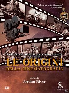 Le origini della cinematografia (DVD) di Jordan River - DVD