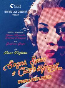 Sogni, sesso e cuori infranti (DVD) di Gianfranco Giagni - DVD