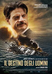 Il destino degli uomini. Luigi Rizzo: un eroe del mare. Con Booklet (DVD) di Leonardo Tiberi - DVD