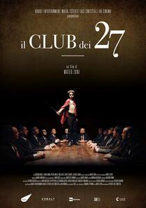 Il clud dei 27 (DVD) di Matteo Zoni - DVD