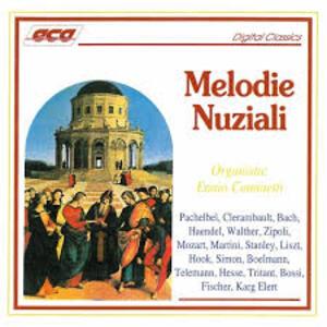 Melodie nuziali - CD Audio di Ennio Cominetti