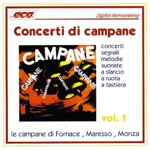 Concerti di campane vol.1 - CD Audio