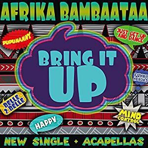 Bring it Up - Vinile LP di Afrika Bambaataa