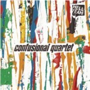 Confusional Quartet - Vinile LP di Confusional Quartet