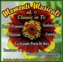 Momenti musicali vol.11. Classic in TV - CD Audio di Arthur Lenski