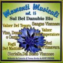 Momenti Musicali vol.15. Sul bel Danubio blu - CD Audio di Kurt Steiner
