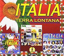 Italia terra lontana - CD Audio