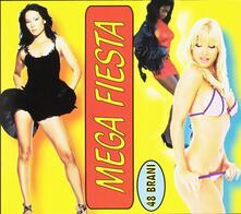 Mega fiesta - CD Audio