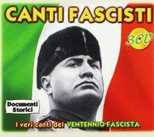 Ventennio fascista - CD Audio