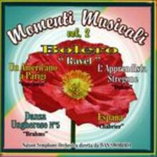 Momenti musicali vol.2 - CD Audio di Ivan Swoboda