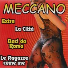 Le ragazze come me - CD Audio di Meccano