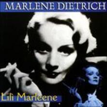 Lilì Marlene - CD Audio di Marlene Dietrich