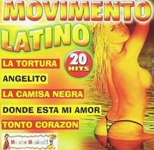 Movimento latino - CD Audio