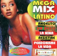 Mega mix latino - CD Audio