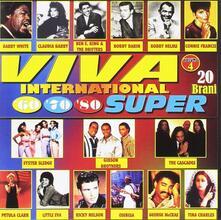 Viva '60'70'80 Intenational Super - CD Audio