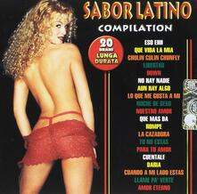 Sabor latino - CD Audio