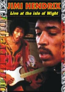 Jimi Hendrix. Live At The Isle Of Wight - DVD