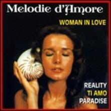 Melodie d'amore - CD Audio