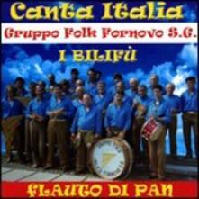 Canta italia - CD Audio di Gruppo Folk Fornovo