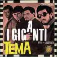 Tema - CD Audio di Giganti