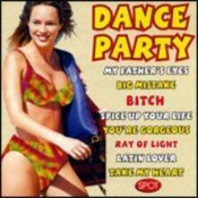 Dance Party - CD Audio