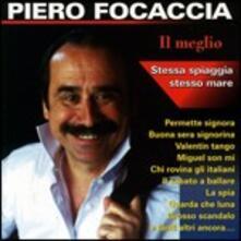 Il meglio - CD Audio di Piero Focaccia