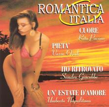 Romantica Italia - CD Audio