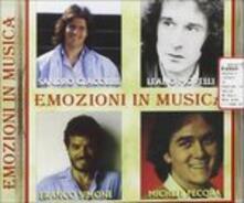 Emozioni in musica - CD Audio