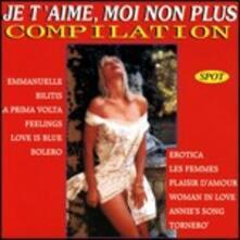 Je t'aime, moi non plus compilation - CD Audio