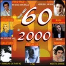 Dagli anni '60 al 2000 - CD Audio