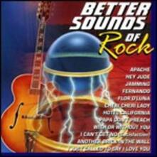 Better Sounds of Rock - CD Audio