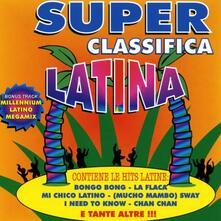 Super Classifica Latina - CD Audio