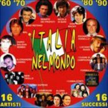 Italia nel mondo - CD Audio