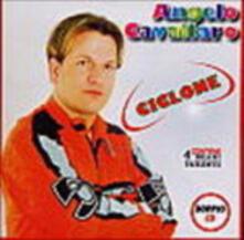 Ciclone - CD Audio di Angelo Cavallaro