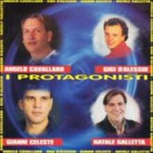 I protagonisti - CD Audio