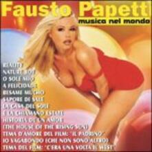 Musica nel mondo vol.2 - CD Audio di Fausto Papetti
