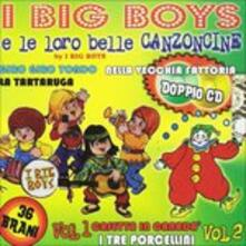 I Big Boys e Le Loro Canzoncine vol.2 - CD Audio di Big Boys