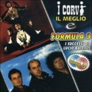 CD Il meglio Formula 3 , Corvi