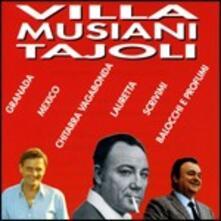 Villa - Musiani - Tajoli - CD Audio di Claudio Villa,Luciano Tajoli,Enrico Musiani
