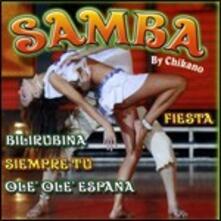 Samba - CD Audio di Chikano