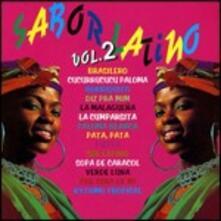 Sabor latino vol.2 - CD Audio