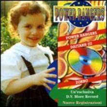 Power Ranger - CD Audio