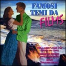 Famosi temi da films - CD Audio
