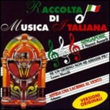 Raccolta di musica italiana vol.4 - CD Audio