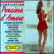 Pensiero d'amore - CD Audio
