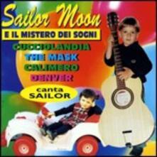 Sailor Moon e il mistero dei sogni - CD Audio