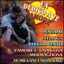 Dedicated to My Love - CD Audio