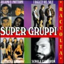 Supergruppi. Raccolta - CD Audio