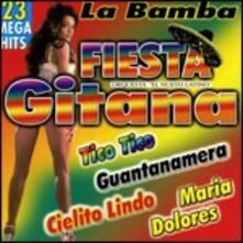 Fiesta gitana - CD Audio